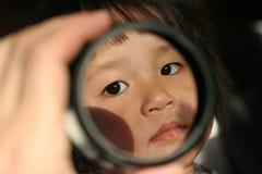 Jeu d'enfants Photo stock