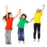 Jeu d'enfants Photo libre de droits