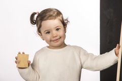 jeu de bébé Image libre de droits