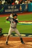 Jeu de base-ball Photographie stock