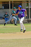 Jeu de baseball Images libres de droits