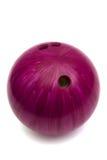 Jeu de bille dans le bowling Image libre de droits