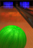 Jeu de bowling Images stock
