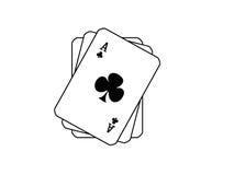 jeu de cartes Image libre de droits