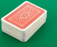jeu de cartes Image stock