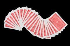 jeu de cartes photos libres de droits