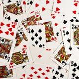 jeu de cartes images stock