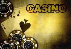 jeu de casino Image libre de droits