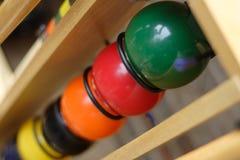 Jeu de croquet Photographie stock libre de droits