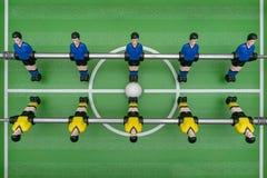 Jeu de football de Tableau photographie stock
