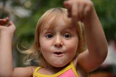 Jeu de l'enfant photos stock