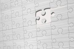 Jeu de puzzle Photographie stock libre de droits