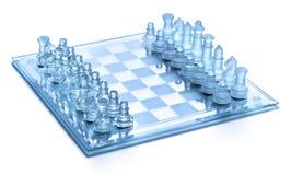 Jeu de société d'échecs image stock