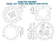 Jeu pour des enfants Photographie stock libre de droits