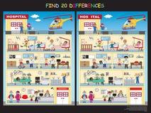 Jeu pour des enfants Images libres de droits