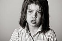 Jeune écolière Photo libre de droits