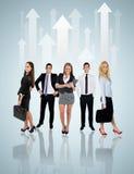 Jeune équipe d'affaires Photos libres de droits