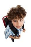 Jeune étudiant élémentaire Photographie stock libre de droits