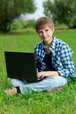 Jeune étudiant photos stock