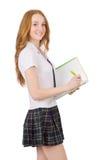 Jeune étudiant Image stock