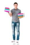 Jeune étudiant Photographie stock libre de droits