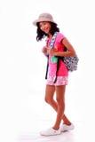 Jeune étudiant asiatique Photo stock