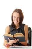 Jeune étudiant caucasien Image stock