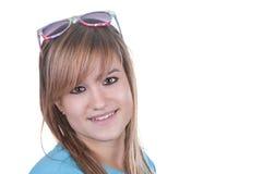 Jeune étudiant de sourire Images stock