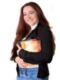 Jeune étudiante Photo libre de droits