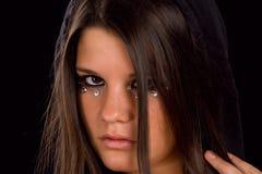 Jeune adulte sexy photo libre de droits
