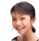 Jeune art du portrait asiatique III de fille photos libres de droits