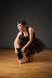 Jeune ballerine Photographie stock