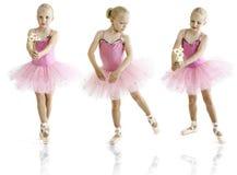 Jeune ballerine Photos stock