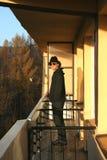 Jeune bandit Photo stock