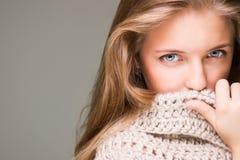 Jeune beau modèle images libres de droits