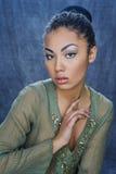 Jeune beauté africaine photographie stock libre de droits