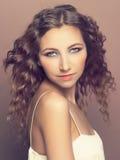 Jeune belle dame Photos libres de droits