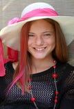 Jeune belle dame Image libre de droits