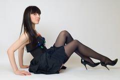 Jeune belle femme Photos libres de droits