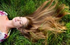Jeune belle fille photos libres de droits