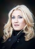 Jeune blonde fraîche Images stock