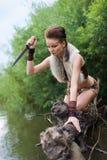 Jeune sauvage Photographie stock libre de droits