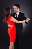 Jeune danse de couples photos libres de droits