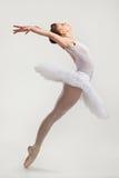 Jeune danseuse de ballerine Photos libres de droits