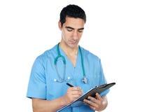 Jeune docteur Image stock
