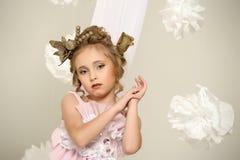 Jeune fée magique photographie stock libre de droits