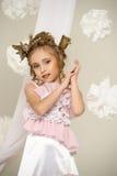 Jeune fée magique images stock