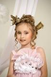 Jeune fée magique photographie stock