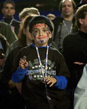 Jeune fan de New York Mets Photographie stock