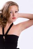 Jeune femme photo stock